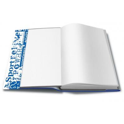 Herma tijdschrift/boek kaft: 28265 - Blauw