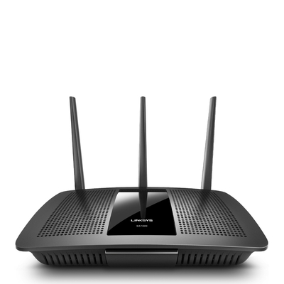 Linksys EA7300 Wireless router - Zwart