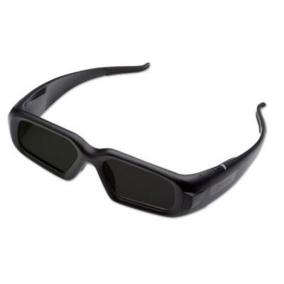 Pny 3D-Brillen: 3D Vision Pro - Zwart