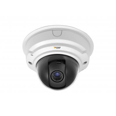 Axis P3384-VE beveiligingscamera - Wit