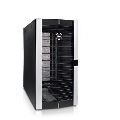 Dell power rach-behuizing: PowerEdge 2420 - Zwart