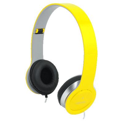 LogiLink HS0030 Headset - Geel