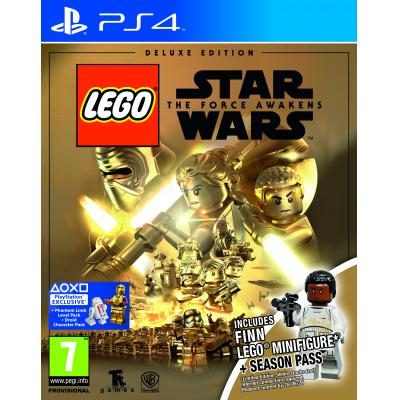 Warner bros game: Special Price - LEGO Star Wars - The Force Awakens (Deluxe Limited Edition)  PS4