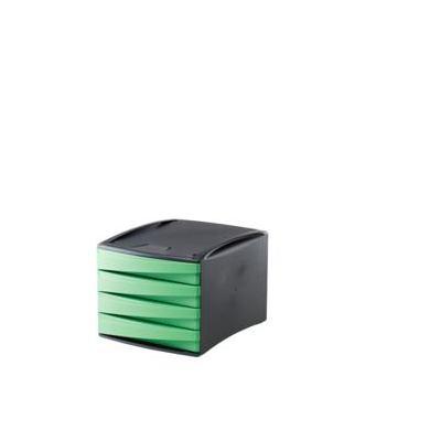 Fellowes G2DESK Desktop Drawers, Green Bureaulade - Groen