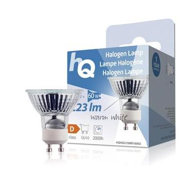 Hq halogeenlamp: Halogen lamp MR16 GU10 42 W 223lm 2800K