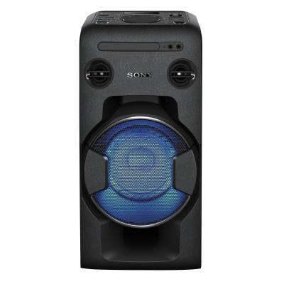 Sony : FM, Bluetooth/NFC, CD, USB - Zwart