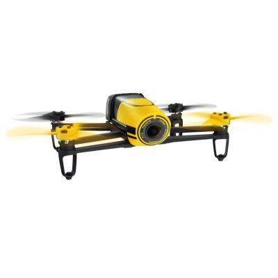 Parrot drone: BEBOP DRONE - GEEL - Zwart, Geel