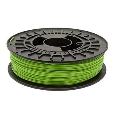 Leap frog 3D printing material: MAXX Economy Frogging Green ABS - Groen