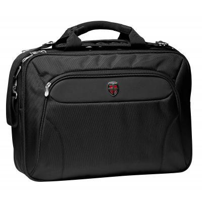 Ellehammer tas: Copenhagen Business Deluxe - Laptoptas - 15.6 inch / Zwart
