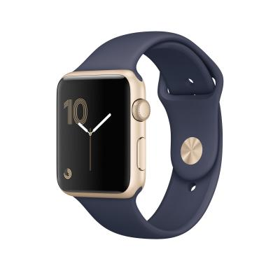 Apple smartwatch: Watch Series 2 Gold Aluminium 42mm