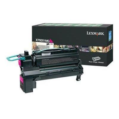 Lexmark X792X1MG cartridge