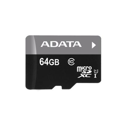 ADATA Micro SDXC 64GB Flashgeheugen - Zwart