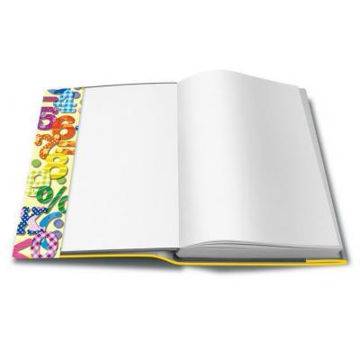 Herma tijdschrift/boek kaft: 25260 - Geel