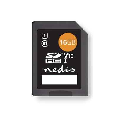 Nedis MSDC16100BK Flashgeheugen - Zwart