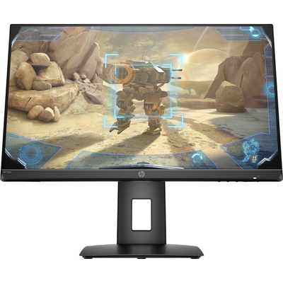 HP 24x Monitor - Zwart