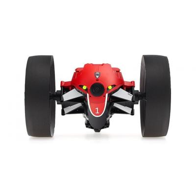 Parrot drones: Jumping Race Minidrone Max - Zwart, Rood