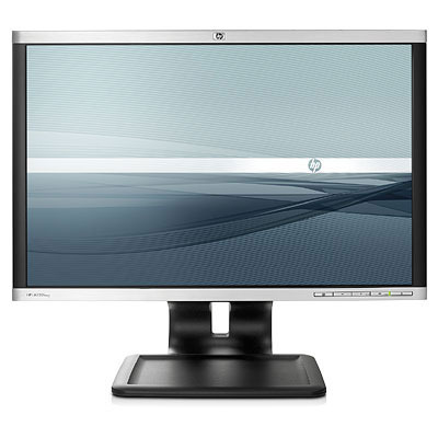 Hp monitor: LA2205wg - Zilver (Refurbished ZG)