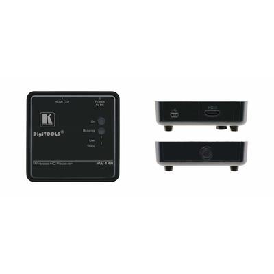 Kramer Electronics KW-14R Reciever - Zwart
