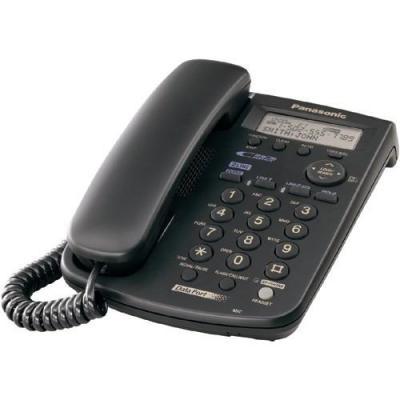 Panasonic dect telefoon: KX-TSC11 - Zwart
