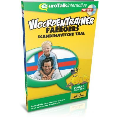 Eurotalk educatieve software: Woordentrainer, Faeroers (Scandinavische Taal)
