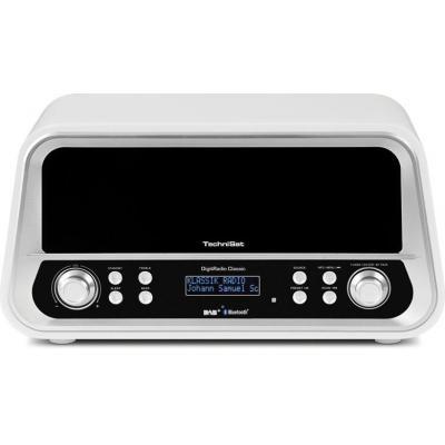 TechniSat 0001/4967 radio