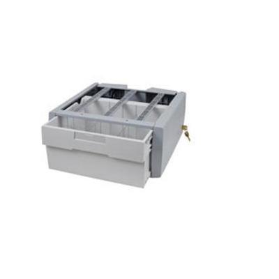 Ergotron multimedia accessoire: SV Supplemental Storage Drawer, Single Tall - Grijs, Wit