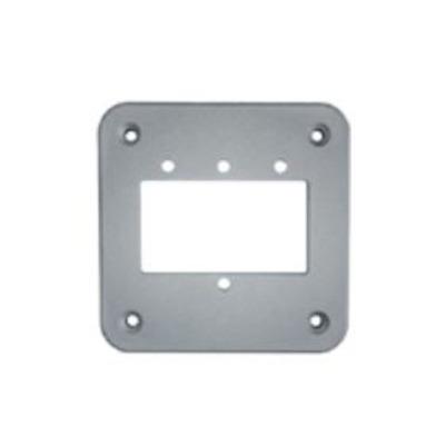 ADS-TEC Adapter plate VESA 100 for Rittal CP-L Montagekit - Grijs