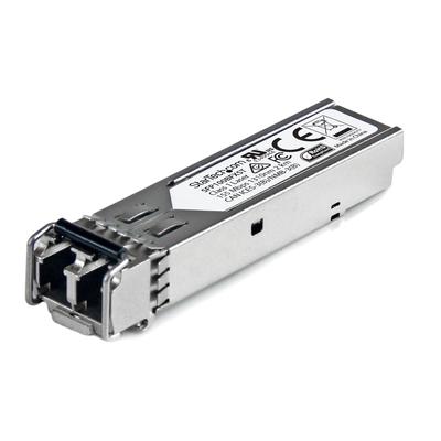 StarTech.com MSA conform 100 Mbps glasvezel SFP module 100Base-FX MM LC transceiver 2 km- 1310nm Netwerk .....