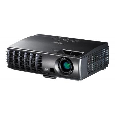 "Optoma beamer: 1.651 cm (0.65 "") DC3 DMD DLP, 1280 x 800, 3100 lumens, 10000:1, 1.07 Billion, 33 dB - Zwart"