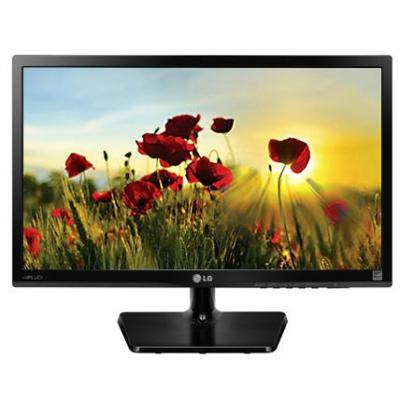 LG monitor: 22MP47D-P - Zwart
