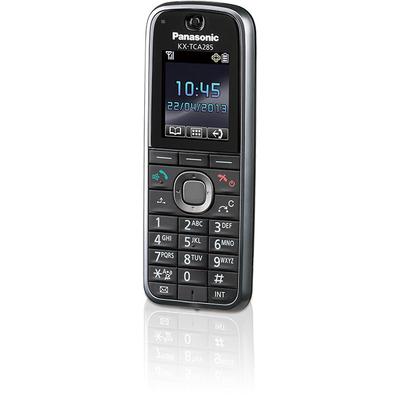 Panasonic telephone headset: KX-TCA285 - Zwart