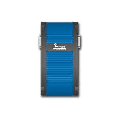 Epiphan digitale video recorder: DVI Broadcaster DL - Zwart, Blauw
