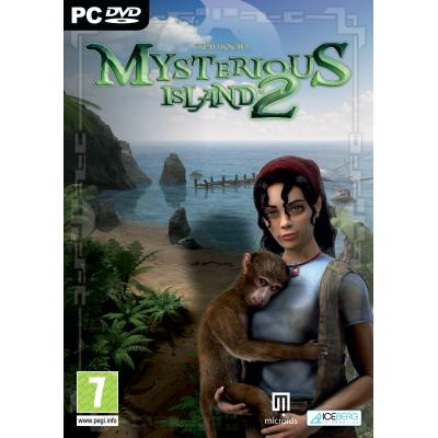 Iceberg Interactive game: Return to Mysterious Island 2  PC