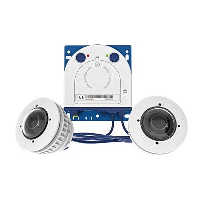 Mobotix S16B Beveiligingscamera - Wit