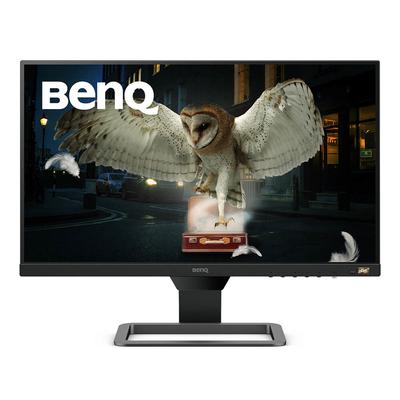 Benq EW2480 Monitor - Zwart,Grijs