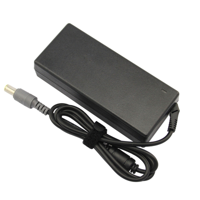 Lenovo netvoeding: ThinkPad 90W AC Adapter (EU1) - Zwart