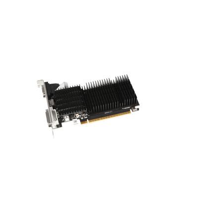 KFA2 NVIDIA GeForce GT 710, 954MHz, 2GB GDDR3, 64 bit, PCI Express 2.0, 1 x HDMI, 1 x DVI-D, 1 x VGA, CUDA, DirectX .....