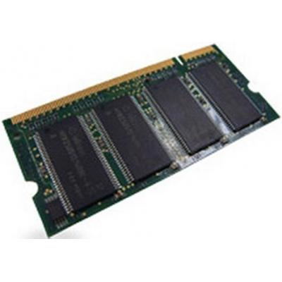 Samsung printgeheugen: 1GB DDR2 SODIMM 32bit