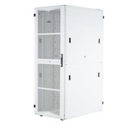 Panduit Steel, White, 600 x 1070 x 2133 mm Rack - Wit