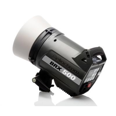 Elinchrom BRX 500 Fotostudie-flits eenheid - Zwart, Grijs