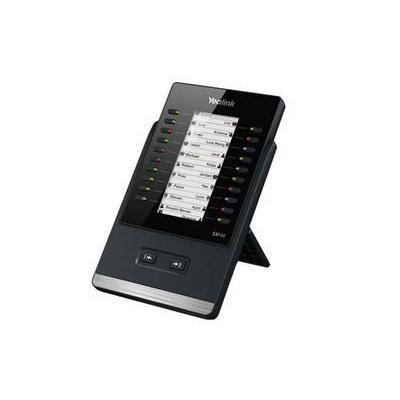 Yealink IP add-on module: EXP40 - Zwart