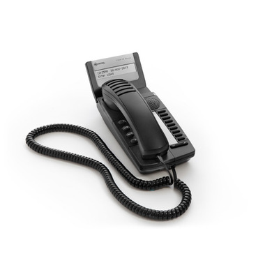 Mitel MiVoice 5304 IP IP telefoon - Zwart,Grijs