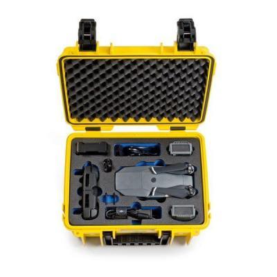 B&W IP67, 365 x 295 x 170 mm, 1.9 Kg, 11.7 L - Geel