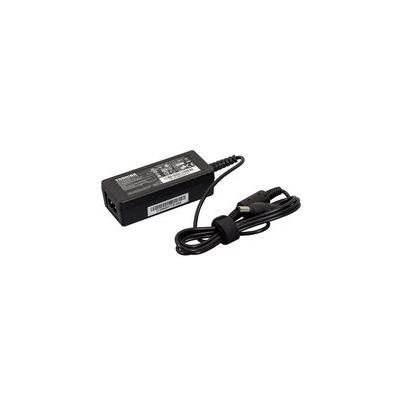 Toshiba AC ADAPTOR 2PIN 30 W Netvoeding - Zwart