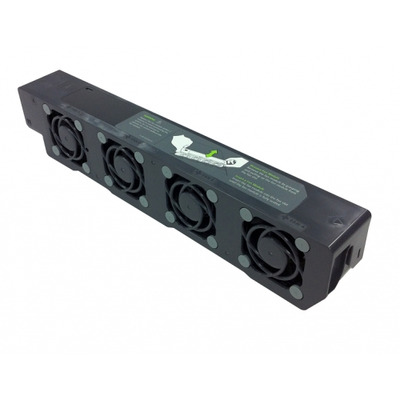 QNAP SP-A02-6CM4-FAN-MODULE Rack toebehoren - Zwart