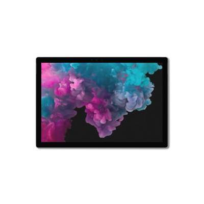 Microsoft tablet: Surface Pro 6 - Platina