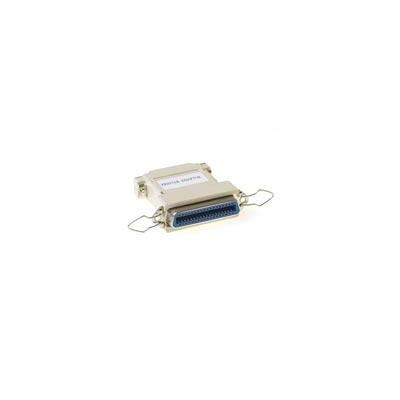 Intronics kabel: Verloop adapter D-sub 25-polig - Centronics 36-polig