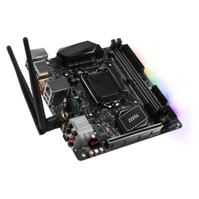 Msi moederbord: Z270I Gaming Pro Carbon AC