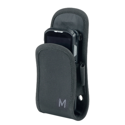 Mobilis Refuge Mobile phone case - Zwart