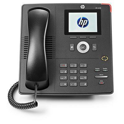 Hewlett packard enterprise deurintercom installatie: 4120 IP Phone